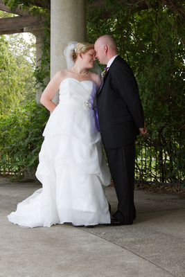 Livingston United Methodist Church Wedding, Schiller Park, Columbus, OH