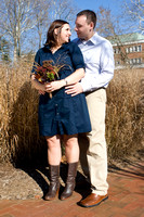 Sarah and Bill Engagement